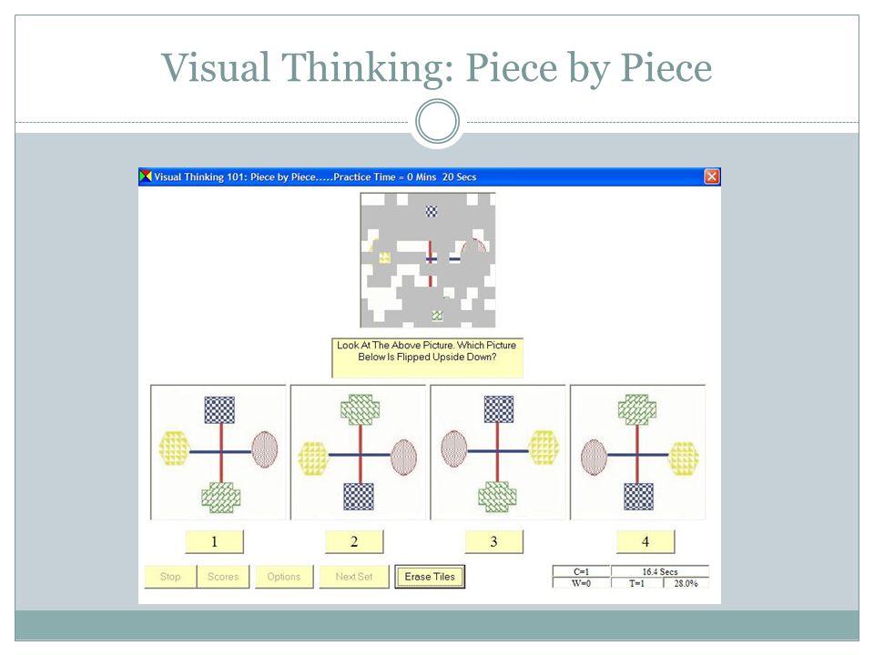 Visual Thinking: Tic Tac Flip 9