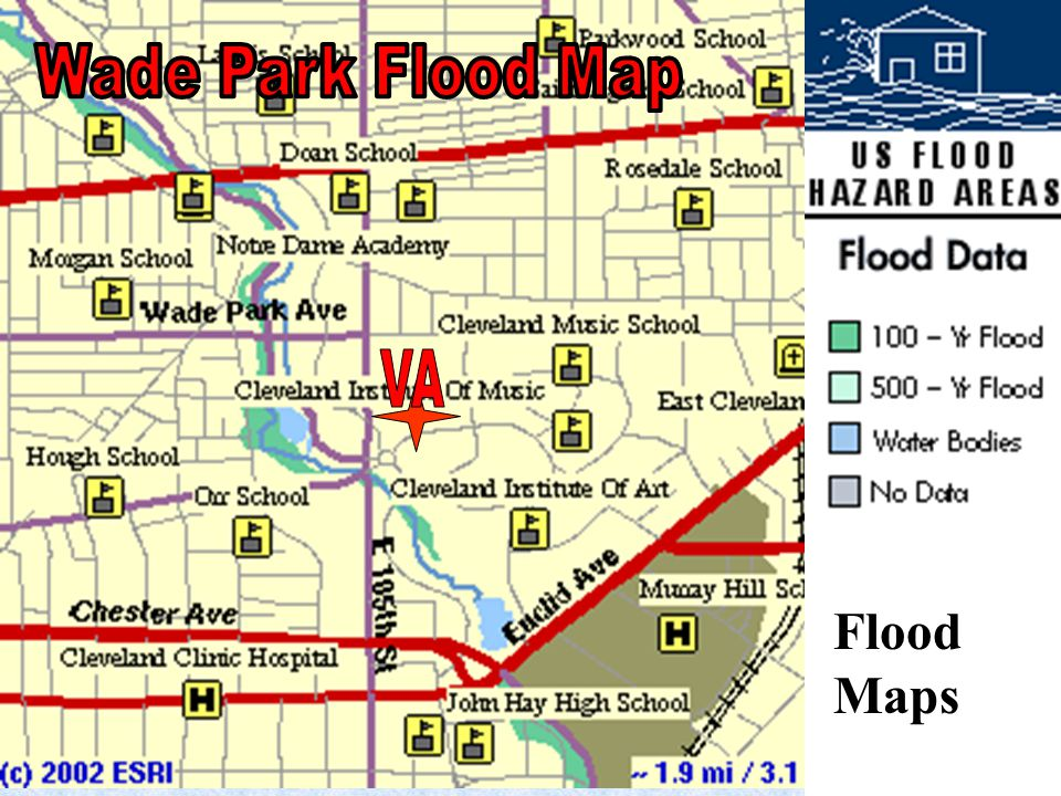 Flood Maps