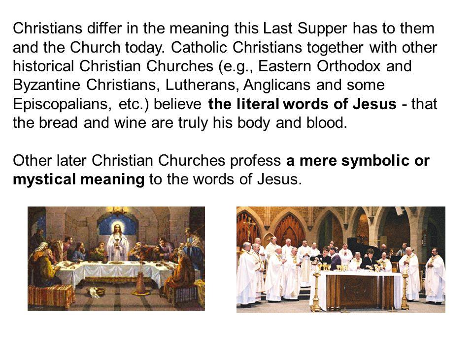 The faith of the Catholic Church is based on both a fundamental principle of hermeneutics and the constant faith of the Church from Apostolic times.