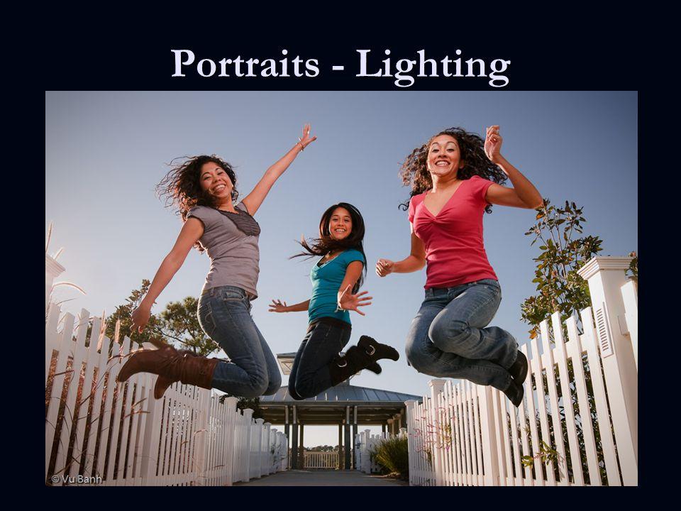 Portraits - Lighting