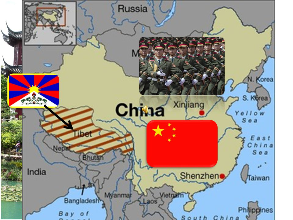 What Happened To Tibet.