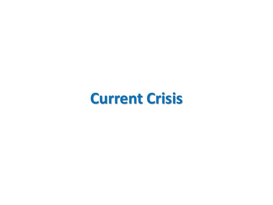 Current Crisis
