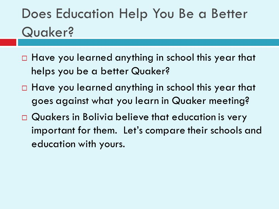In 2008, Ruben and Alicia both came to the United States to work in Quaker Schools here.