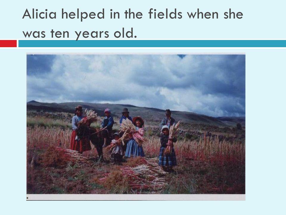 The Bolivian Quaker Education Fund helped him create the Internado.