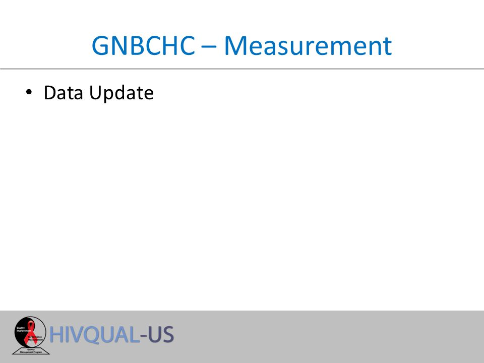 GNBCHC – Measurement Data Update