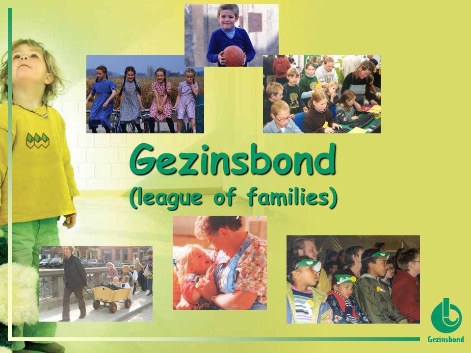 2 Gezinsbond (league of families)