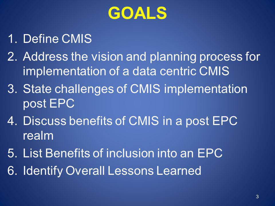 HOW IS SCANA DEVELOPING CMIS I.Created a dedicated CMIS team composed of Stakeholder and IT personnel II.Designated a Core Team of Stakeholders that is Empowered to provide input for each Department III.Working with Intergraph for a Five Phased fast track implementation.
