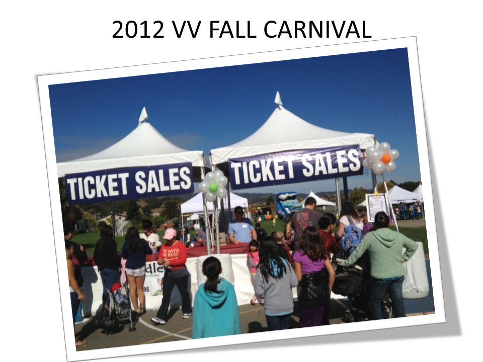 2012 VV FALL CARNIVAL