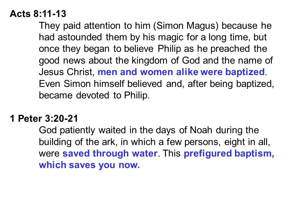 Romans 6:3-4 Or are you unaware that we who were baptized into Christ Jesus were baptized into his death.