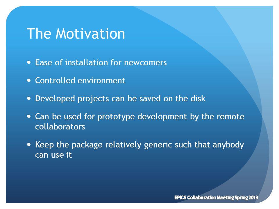 How to get EPICS VM.