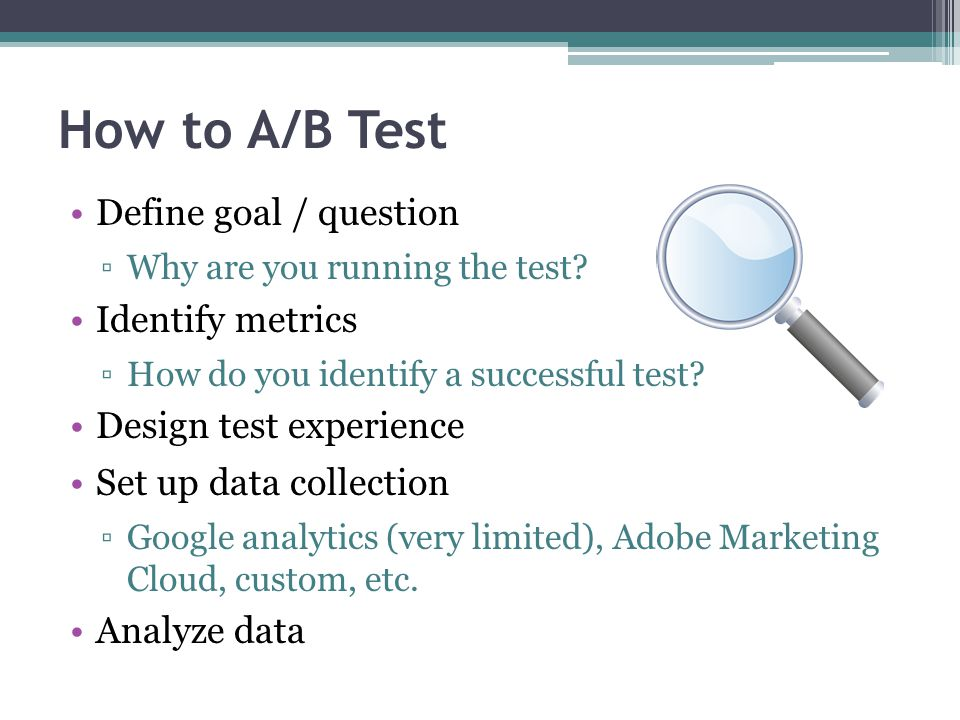 Let's Analyze Data Test and Control have different # of users.