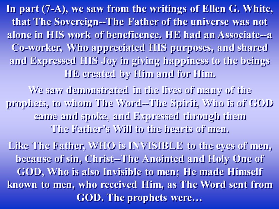 He that believes in Christ Jesus, the works that He does shall the believer do also.