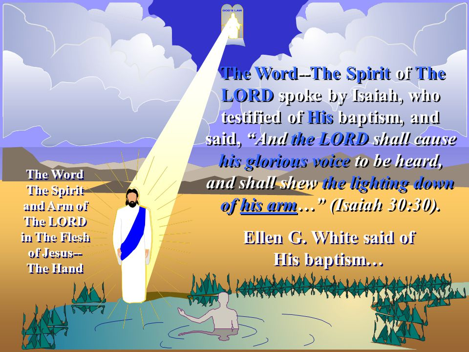 Many had come to him [John] to receive the baptism of repentance, confessing their sins....