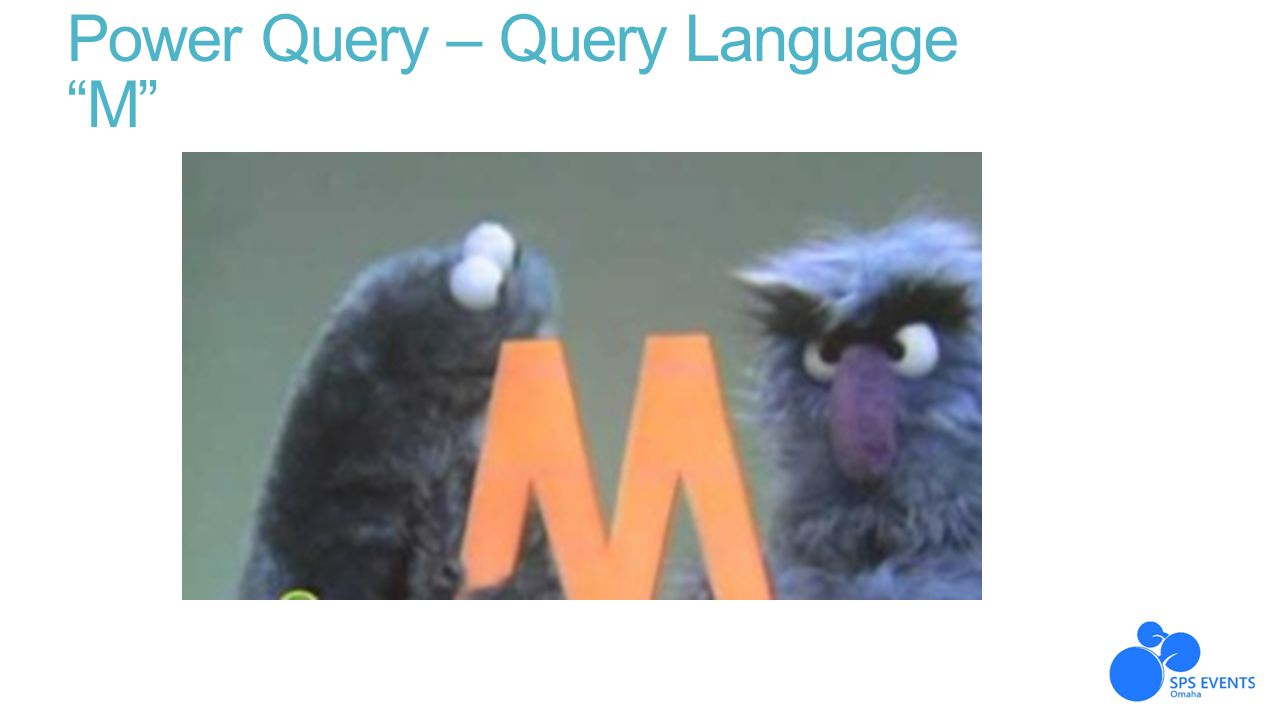 """Power Query – Query Language """"M"""""""
