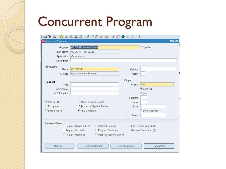 Concurrent Program