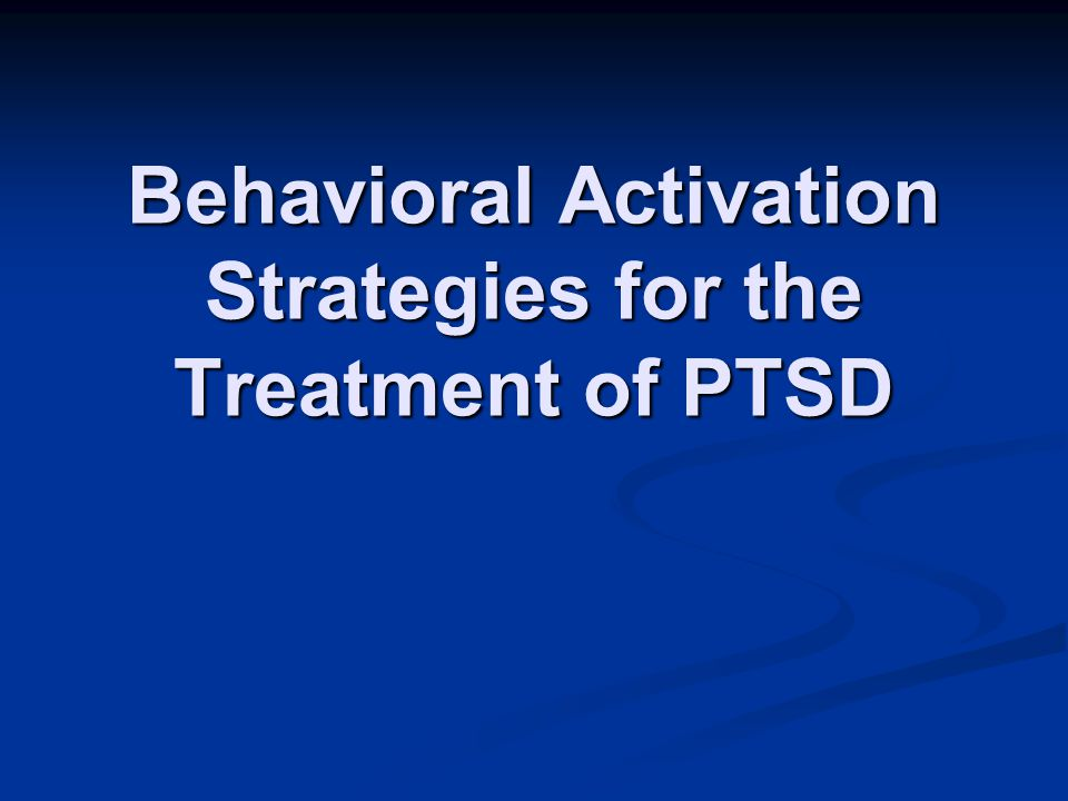 Traditional CBT Approaches to PTSD Treatment Exposure based therapies often directly target re-experiencing, avoidance of reminders/discussions/thoughts of the trauma, and hyperarousal symptoms of PTSD Exposure based therapies often directly target re-experiencing, avoidance of reminders/discussions/thoughts of the trauma, and hyperarousal symptoms of PTSD Cognitive strategies address self-schemas and personal scripts, viewing these beliefs to be an obstacle to change Cognitive strategies address self-schemas and personal scripts, viewing these beliefs to be an obstacle to change