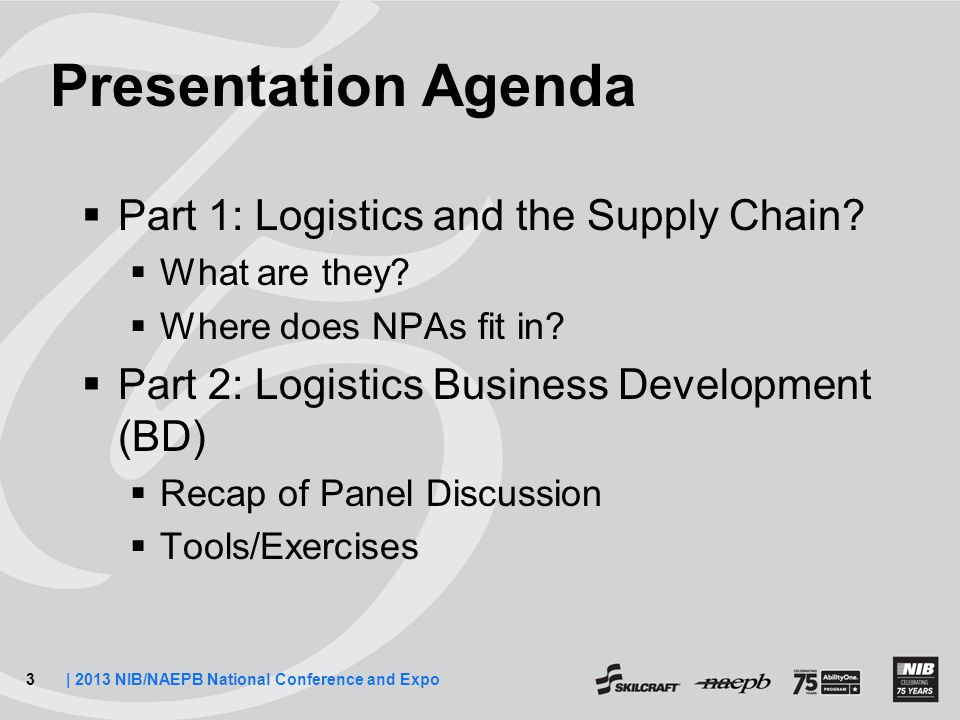 14| 2013 NIB/NAEPB National Conference and Expo BD Tools - Discussion  Commercial Opportunity Identification  No FedBizOpps – but still applicable.