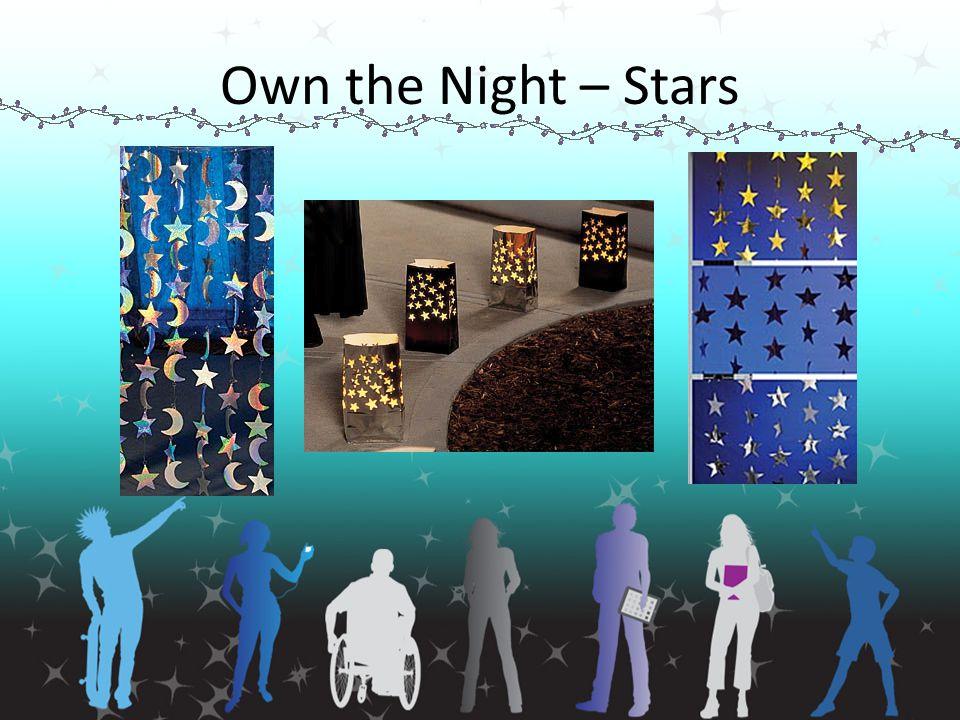 Own the Night – Stars