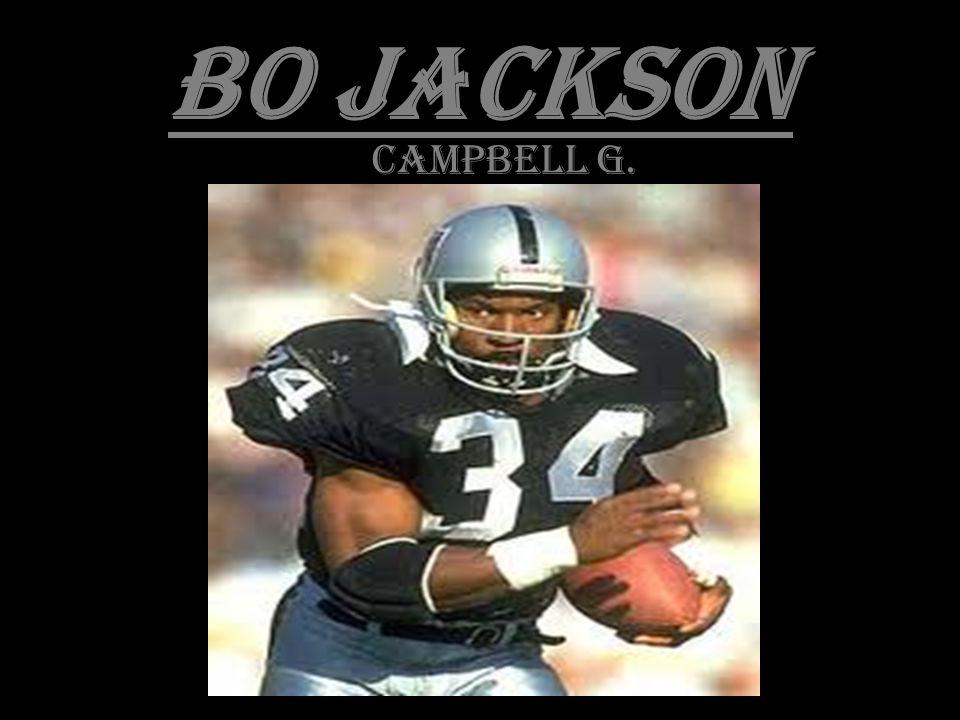 Bo Jackson Campbell G.