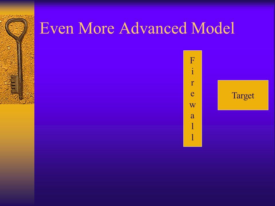 Even More Advanced Model Target FirewallFirewall