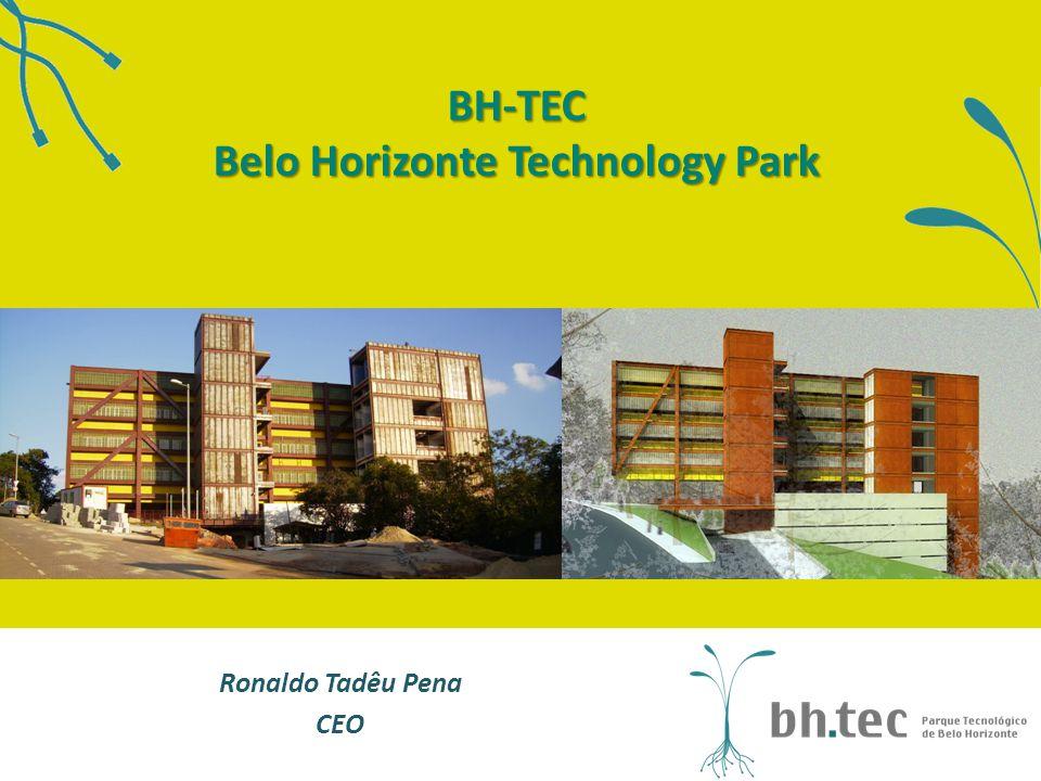 BH-TEC Belo Horizonte Technology Park Ronaldo Tadêu Pena CEO