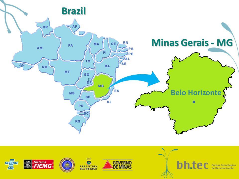 Minas Gerais - MG Belo Horizonte Brazil