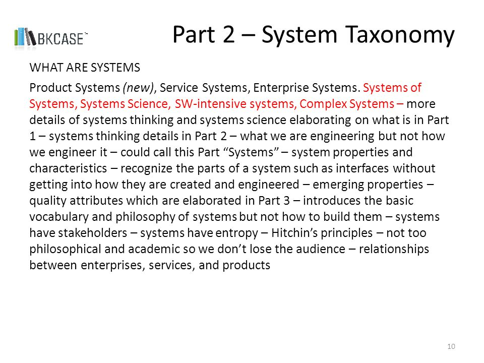 WHAT ARE SYSTEMS Product Systems (new), Service Systems, Enterprise Systems.