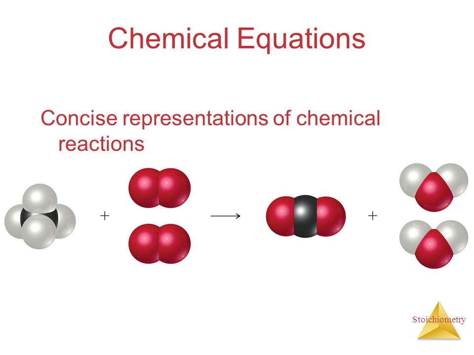 Stoichiometry Decomposition Reactions Examples: CaCO 3 (s)  CaO (s) + CO 2 (g) 2 KClO 3 (s)  2 KCl (s) + O 2 (g) 2 NaN 3 (s)  2 Na (s) + 3 N 2 (g) One substance breaks down into two or more substances