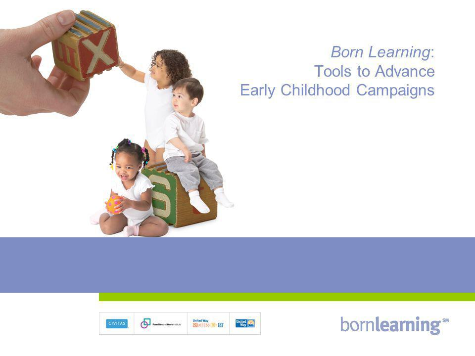 Why is United Way Involved In Early Learning.