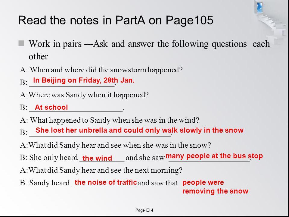 Unit 6 Vocabulary Weather 教学目标 在写作中陈述事实性信息。 通过要点和画流程图来构思文章 写一篇有关自然灾害的文章 Believe in yourself.