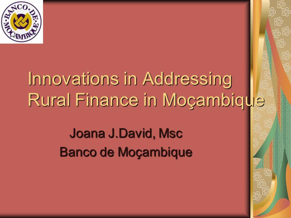 Presentation Outline Macroeconomic indicators The Financial Services Environment.