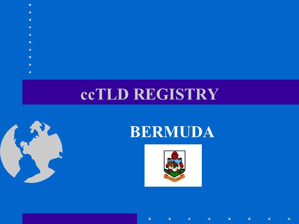 ccTLD REGISTRY BERMUDA