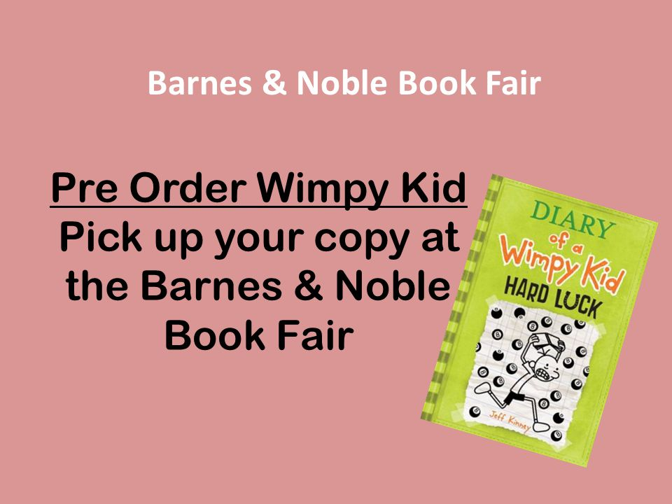 Start your Holiday Shopping ! Barnes & Noble Book Fair