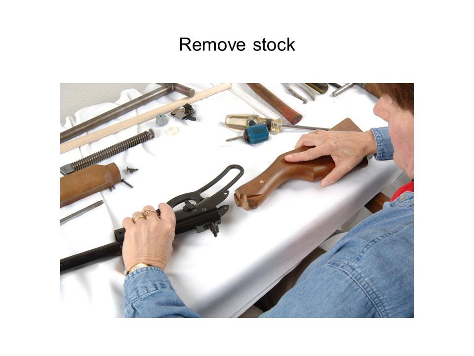 Remove stock