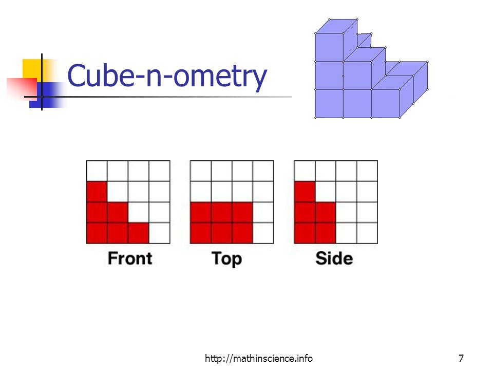 http://mathinscience.info7 Cube-n-ometry