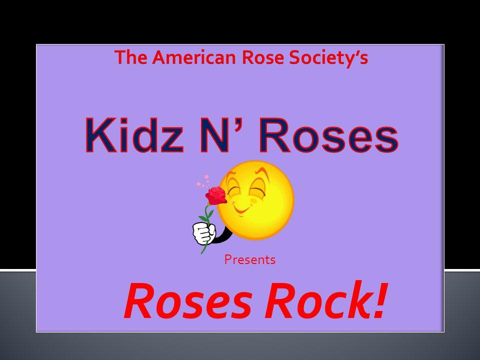 Presents Roses Rock!