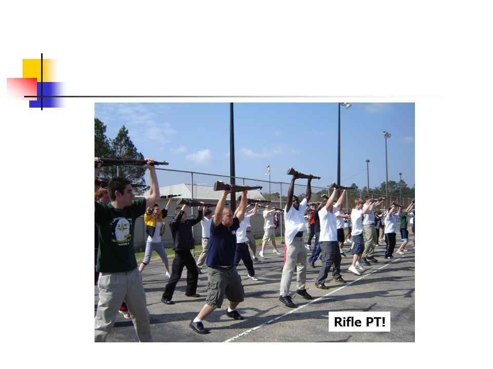 Rifle PT!