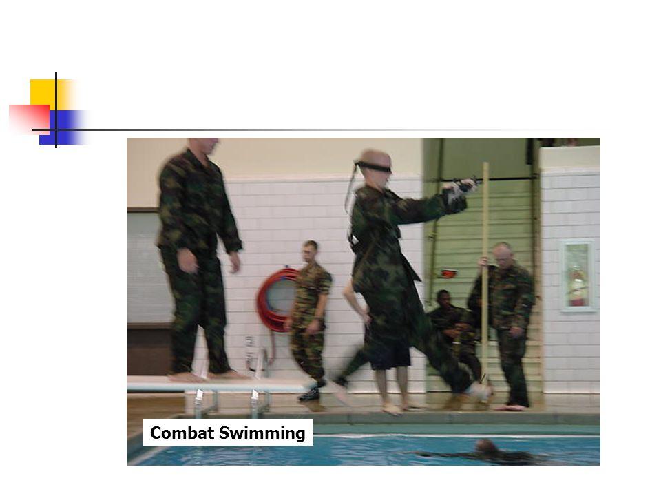 Combat Swimming