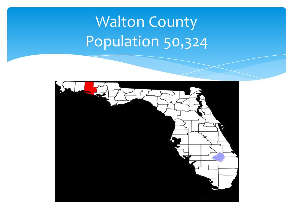 Walton County Population 50,324