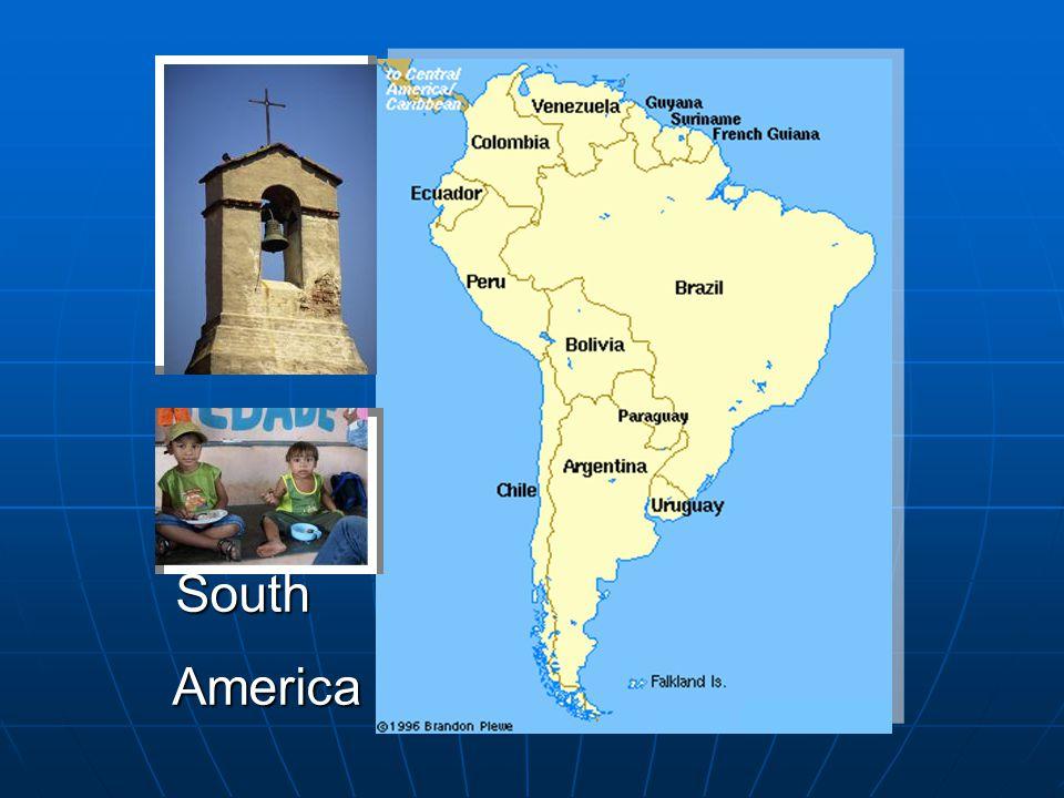 South South America America