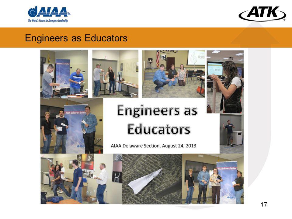 Engineers as Educators 17