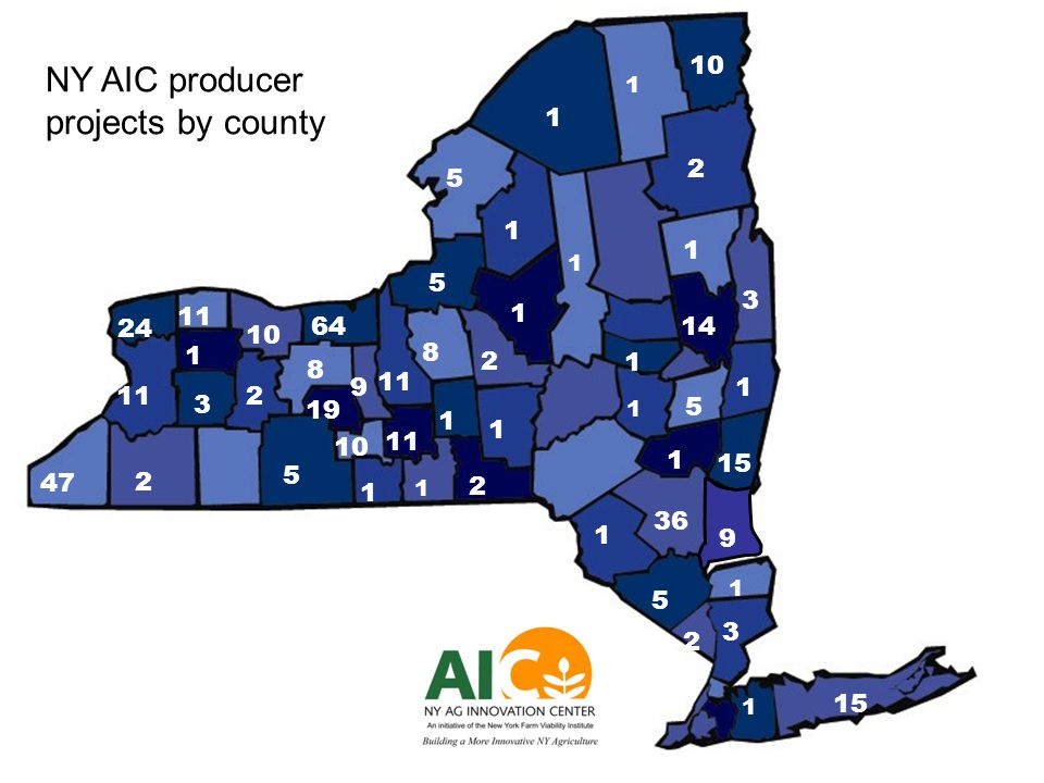 9 5 2 2 11 47 1 1 10 15 1 9 11 2 1 1 5 2 2 10 1 1 24 1 8 8 5 11 5 1 2 14 10 1 5 15 1 11 36 1 3 64 3 3 19 1 1 1 1 1 1 1 NY AIC producer projects by county