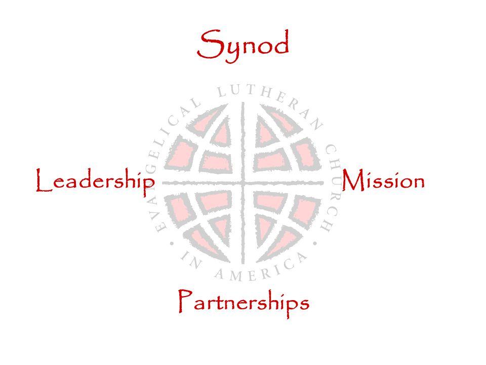 Synod LeadershipMission Partnerships