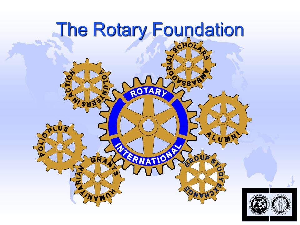 Object of Rotary The object of Rotary is to encourage and foster the ideal of service as a basis of worthy enterprise and, in particular, to encourage and foster: u First.