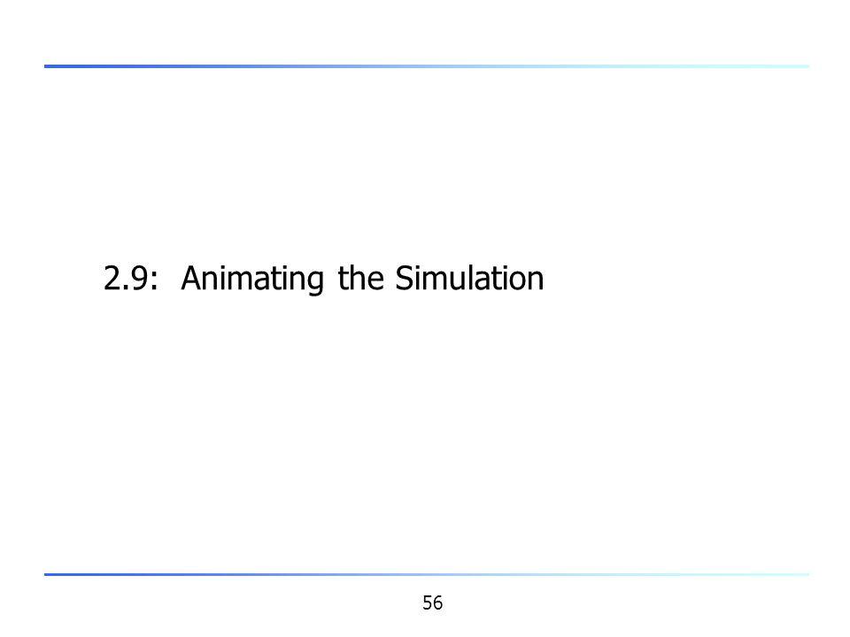 56 2.9: Animating the Simulation