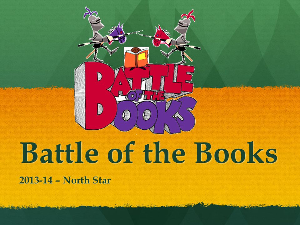 Battle of the Books 2013-14 – North Star