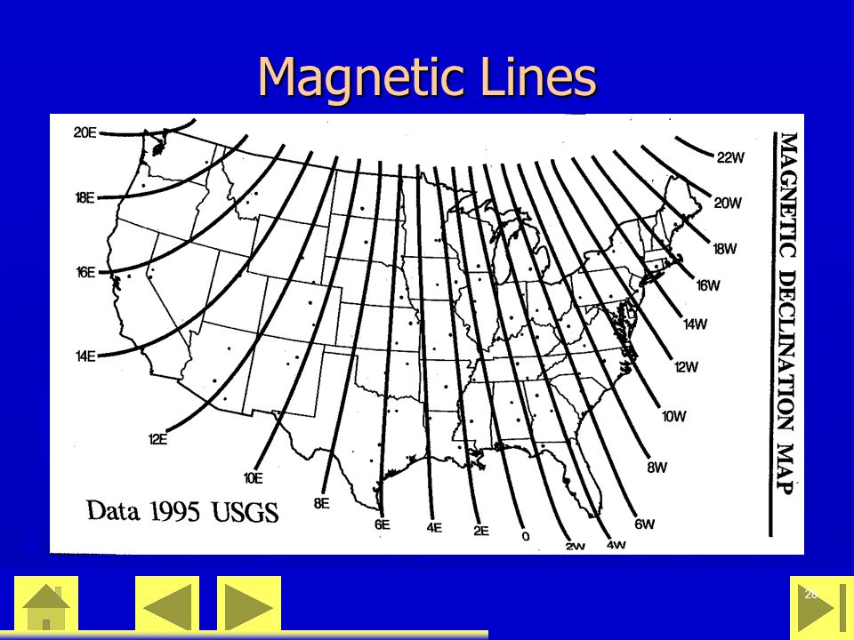 0 23 46 28 Magnetic Lines