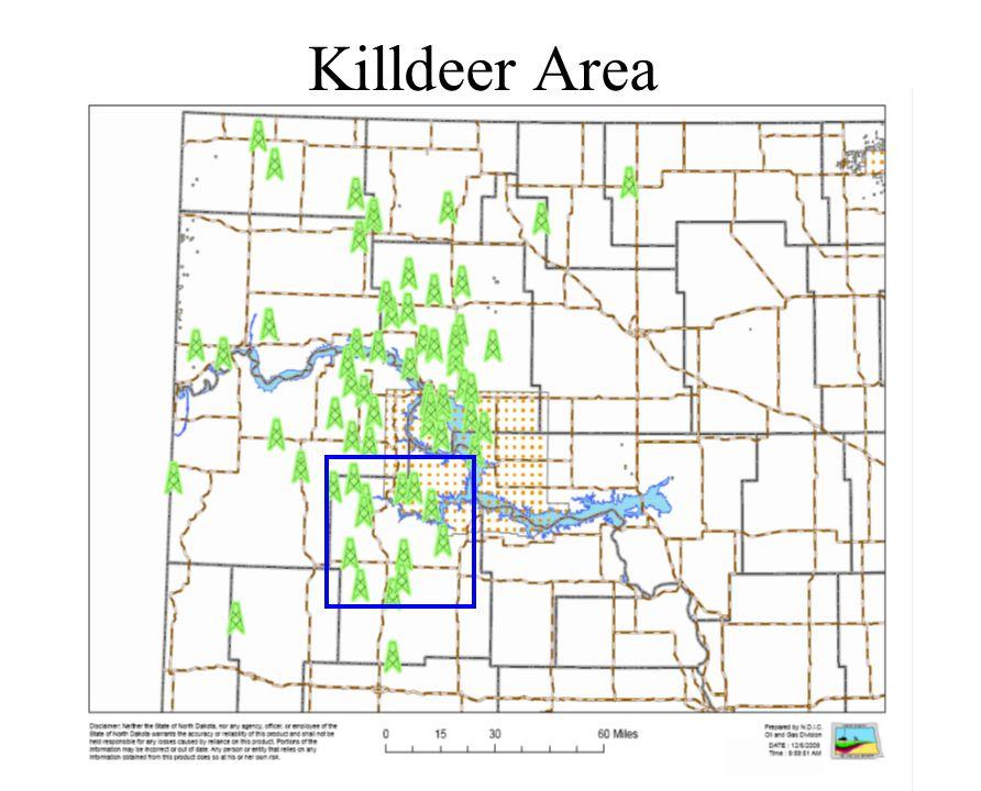 Killdeer Area