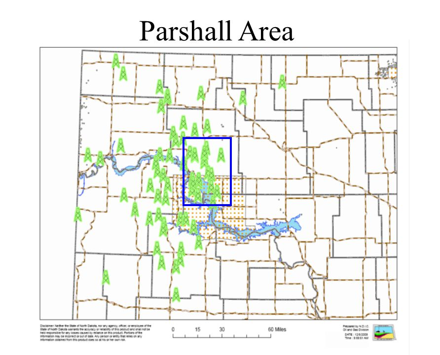 Parshall Area