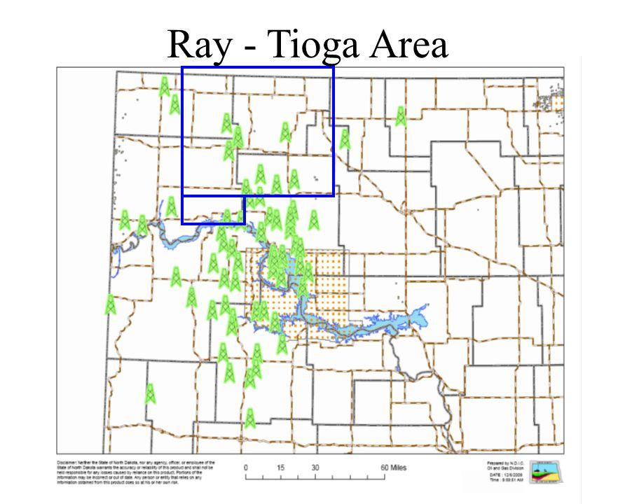 Ray - Tioga Area